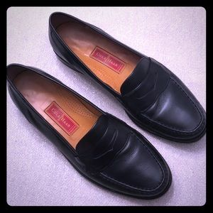 Cole Haan men's size 13 M black loafers slip on